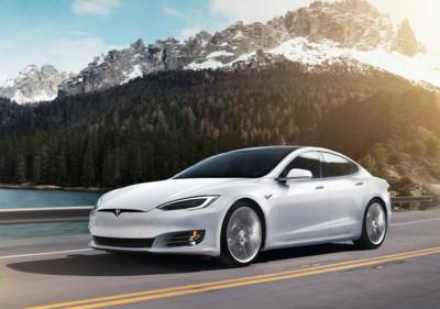 特斯拉包辦市售最速電動車前6名