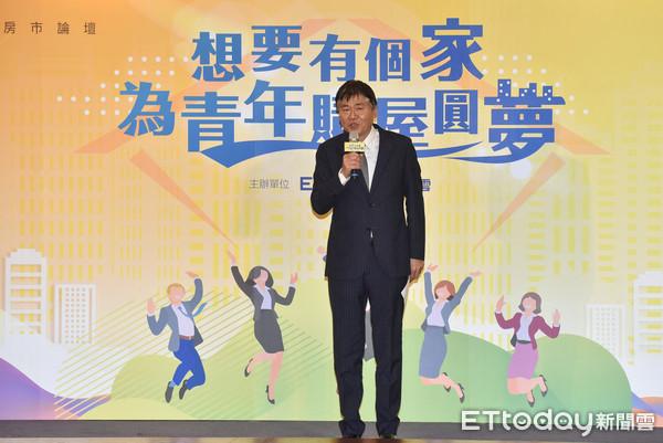 ▲▼2019台灣房市論壇,陳國君社長。(圖/記者李毓康攝)