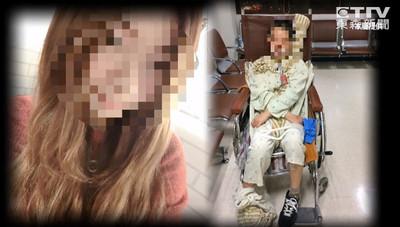 警闖紅燈撞殘25歲女騎士!關鍵22秒畫面消失