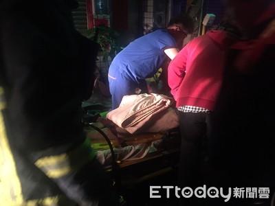 清水深夜惡火「3高中子女重傷」 父母雙亡