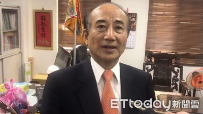 王金平:黨若徵召韓選總統會尊重