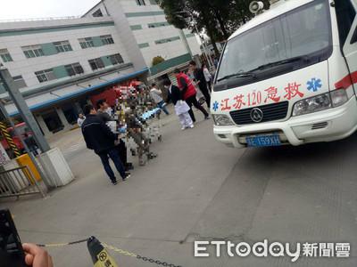 台企漢鼎精密爆炸釀7死 慘況照曝光