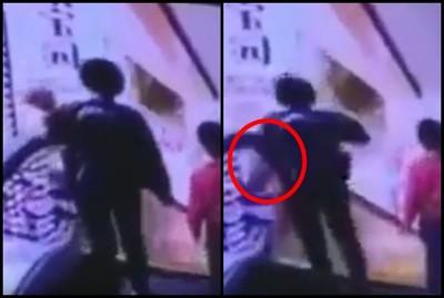 搭電扶梯!媽手滑…「男嬰」3F墜落慘死