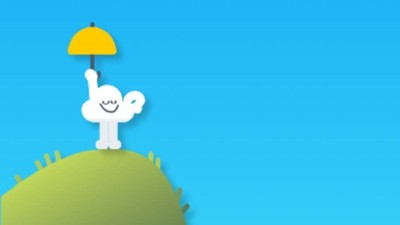 Google全新離線彩蛋!「斷網白雲」比小恐龍跑跑更有挑戰