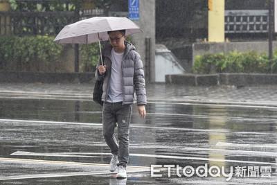 大雷雨來襲!台中南投豪雨特報