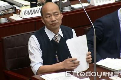 友人:韓國瑜絕不參加總統初選