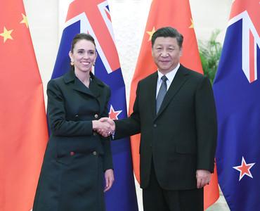 阿爾登訪北京 盼深化中紐合作