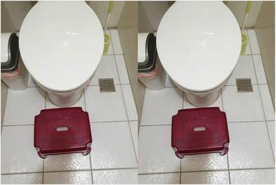 廁所放神奇小椅好拉屎!專家揭密