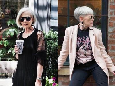 Dappei/66歲時尚教授Lyn Slater