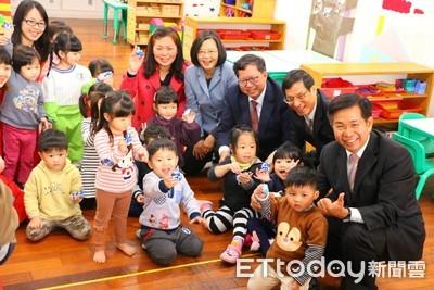 SUPER教師批準公共化幼兒園