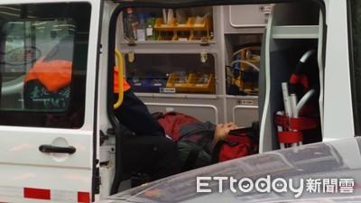 即/北市商旅工人跌落電梯井 疑撿手機釀禍