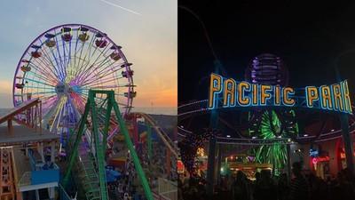 洛杉磯必去五景點!開到聖塔莫尼卡碼頭 踩點朝聖「俠盜獵車手」