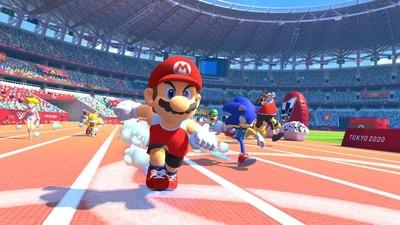 準備玩奧運!SEGA推2020東京奧運遊戲 Switch、PS4都有份