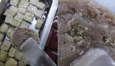 餐廳肉丸長「白色條狀物」 店家:調味料