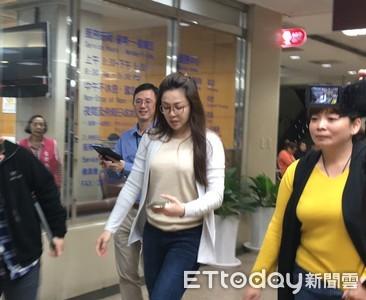 李婉鈺求緩刑破局 法官要拘張碩文妻