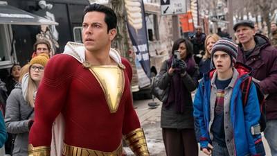 《沙贊!》五大彩蛋 巨石強森有望加盟續集、「她」二度客串DC電影