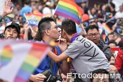 517國際不再恐同日 蔡英文籲立委挺同婚專法
