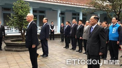 吳敦義清明連假邀總統參選者相會