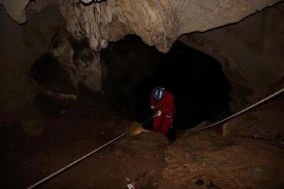 洞窟驚見白骨 4探險愛好者揭破命案