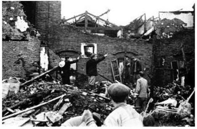 國軍曾「上海大轟炸」2300人傷亡
