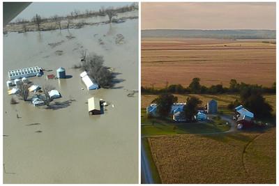 美國洪水肆虐農業損失逾924億