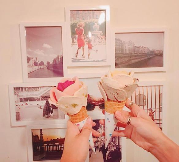 ▲冰淇淋活動。(圖/Aud❤提供)