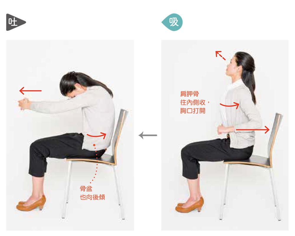 《修復式瑜伽,從今天開始煥然身心!》書封與配圖(圖/業者台灣東販提供)