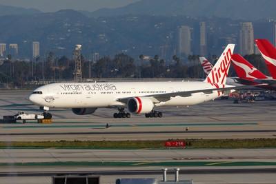 維珍澳洲航空撤銷與皇家汶萊航空協議