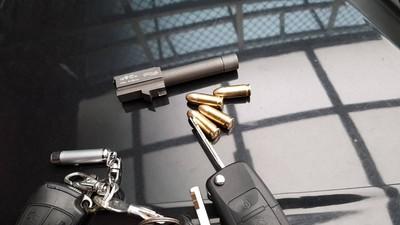 水電工防尋仇 買槍改造遭查獲