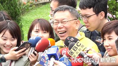 挑戰小英?柯P:現在不要干擾民進黨初選