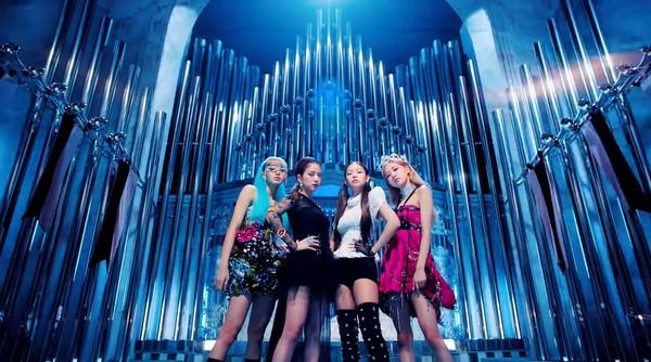 ▲BLACKPINK《Kill This Love》14hr點閱創女團MV最快紀錄!(圖/翻攝自YouTube/BLACKPINK)