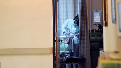 「心圓病房」讓癌末街友舒心離世 志工:他們苦了一輩子應得的