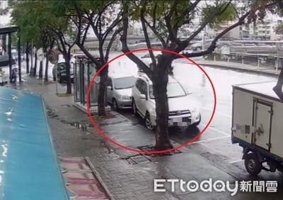 男R檔當D檔撞後車落跑涉肇逃