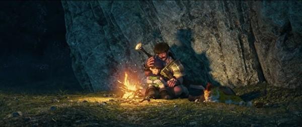 ▲▼《勇者鬥惡龍》33年推出首部3D動畫電影。(圖/翻攝自YouTube/東寶)