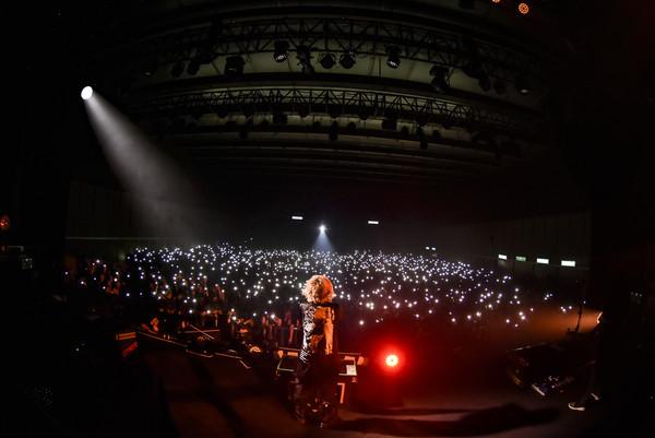 ▲HYDE台北開唱。(圖/自由惑星提供)