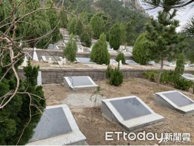 青島嶗山風景區成非法墳墓集中地