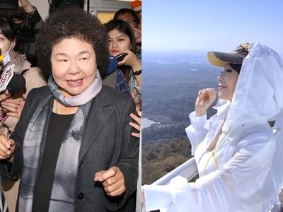 女星稱「高雄3000億弊案」 陳菊告定了