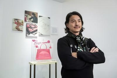 公仔教父Michael Lau職人專訪