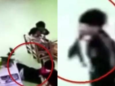 4歲童異物卡喉慘死!老師旁邊滑手機