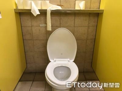 他借廁所噴屎不清!報警竟抓到酒駕