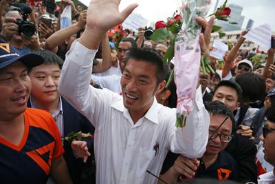 大選剛結束 泰政壇新星被控3罪