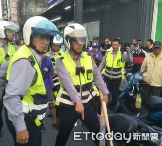 台南彰化轎班衝突 國道尋仇砸車傷人