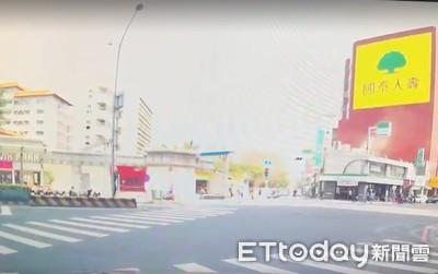 台南中山路火警 警疏散救人無傷亡