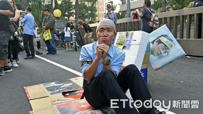 拒一國兩制遊行 韓國瑜不在「山寨版」踢館
