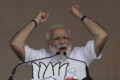 印大選連6週今結束 23日看莫迪拼連任