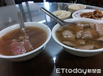 屏東人:真的沒有台南人一早就吃牛肉湯