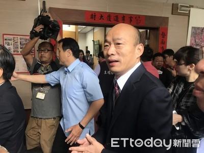 韓國瑜提早飛美 將見洛杉磯副市長