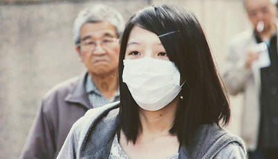 隨媽祖遶境 煙霧繚繞3招護鼻子氣管