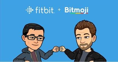 Fitbit與Snap聯名