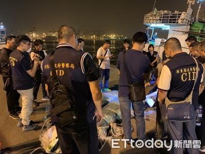 罹癌船長走私350公斤K毒 早就被警監控